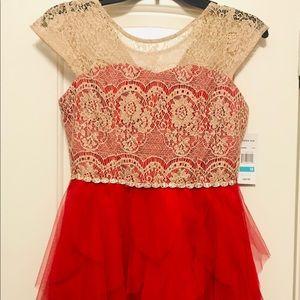 Girls Glam Dress